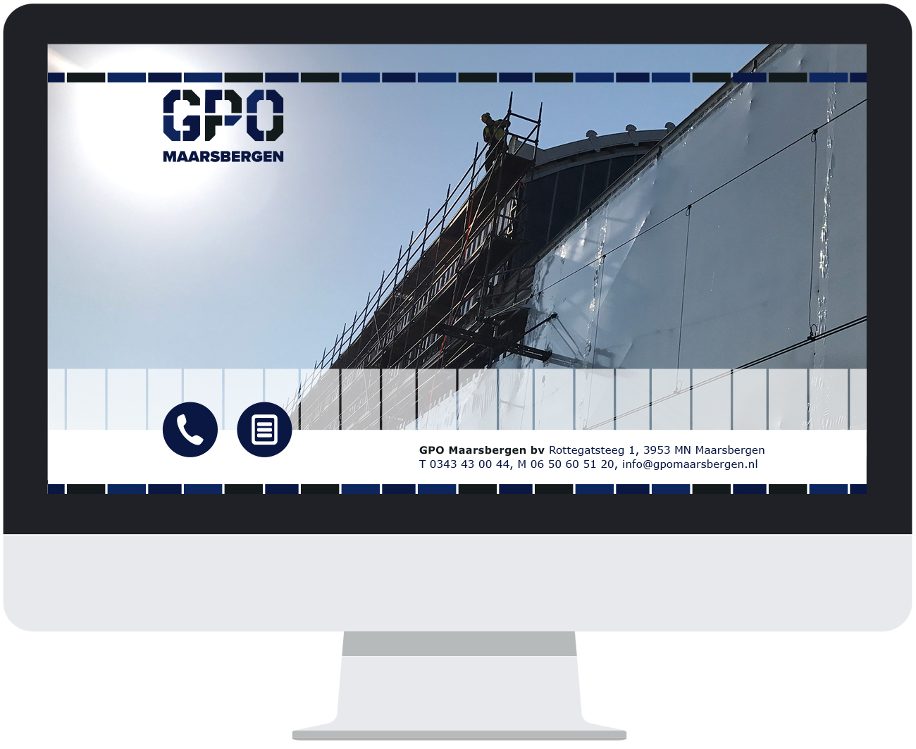 gpo maarsbergen website desktop
